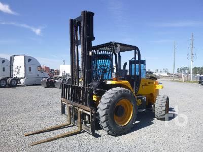 2011 JCB 930 Rough Terrain Forklift