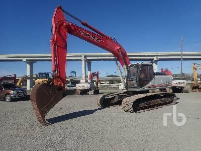 2000 LINK-BELT 3400 Hydraulic Excavator