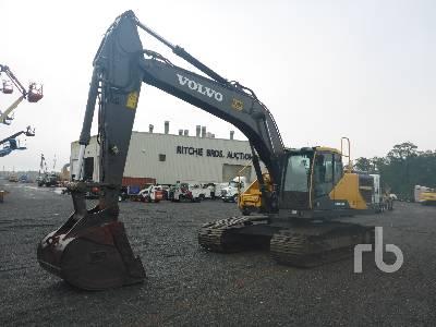 2014 VOLVO EC250EL Hydraulic Excavator