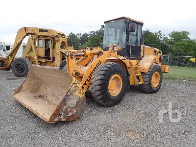 HYUNDAI HL740-7 Wheel Loader