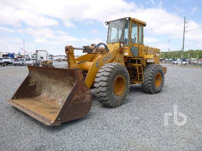 1992 JOHN DEERE 624E Wheel Loader