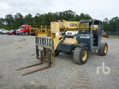 2013 GEHL RS634 6000 Lb 4x4x4 Telescopic Forklift