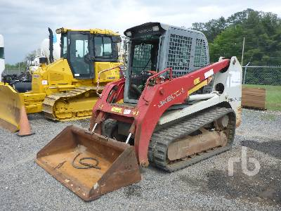 2013 TAKEUCHI TL12 Compact Track Loader