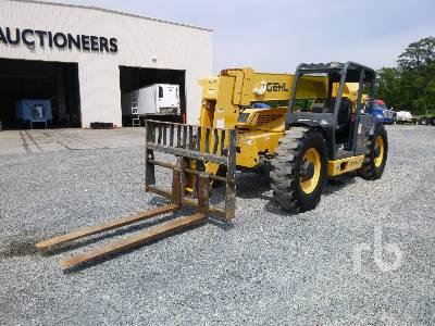 2013 GEHL DL12H40 12000 Lb 4x4x4 Telescopic Forklift