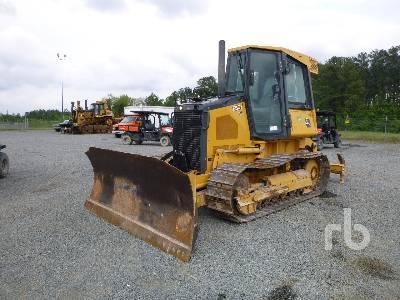 2011 JOHN DEERE 650J XLT Crawler Tractor
