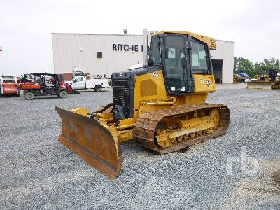 2011 JOHN DEERE 650J LGP Crawler Tractor