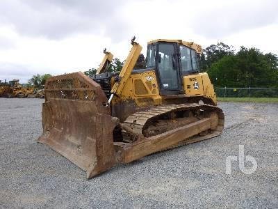 2005 JOHN DEERE 850J Crawler Tractor