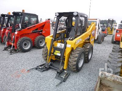 2019 GEHL 4240E Skid Steer Loader
