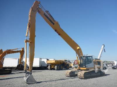 2014 LIEBHERR R936LC-E Long Reach Hydraulic Excavator