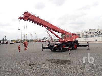 1997 TADANO TR350XL-3 35 Ton 4x4 Rough Terrain Crane
