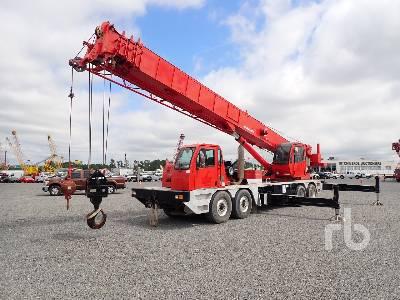2004 TEREX T775 75 Ton Hydraulic Truck Crane