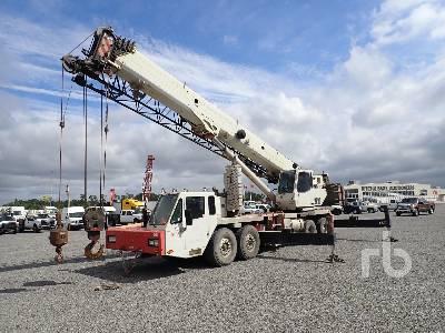 2008 LINK-BELT HTC8690 90 Ton T/A T/A Hydraulic Truck Crane