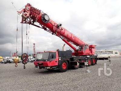 2005 GROVE GMK5165 130 Ton 10x8x10 All Terrain Crane