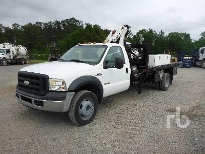 FORD F550 w/IMT Bucket Truck