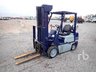 KOMATSU FG25ST11 3800 Lb Forklift