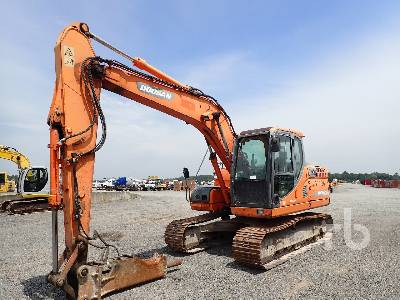 DOOSAN DX140 Hydraulic Excavator
