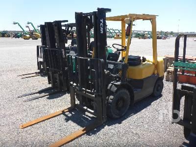 TCM FG25N5C 5000 LB 5000 Lb Forklift