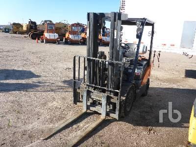 DOOSAN G25N7 5000 Lb Forklift