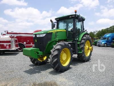 2013 JOHN DEERE 7230R MFWD Tractor