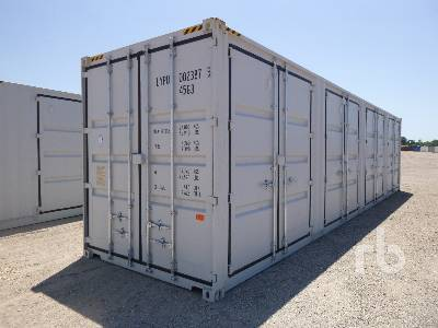 SUIHE 40 Ft High Cube Container