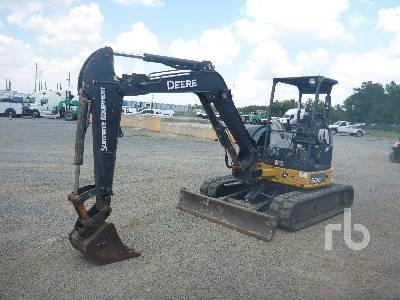 JOHN DEERE 50G Midi Excavator (5 - 9.9 Tons)