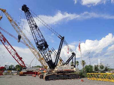 2006 TEREX HC275 275 Ton w/77H luffing Jib Crawler Crane
