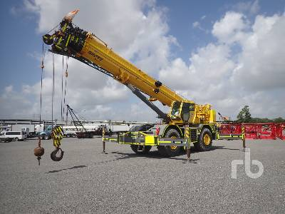 2013 GROVE RT890E 90 Ton 4x4 w rear steer Rough Terrain Crane