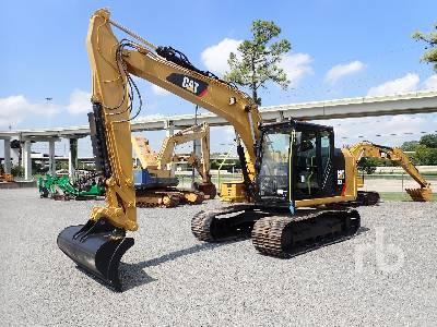 2017 CATERPILLAR 313F Hydraulic Excavator