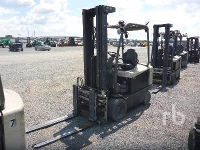 CROWN FC452560 5500 Lb Electric Forklift