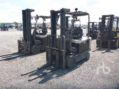 CROWN FC4525-60 Electric Forklift
