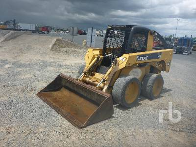 2008 JOHN DEERE 325 Skid Steer Loader