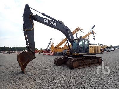2009 JOHN DEERE 270D Hydraulic Excavator
