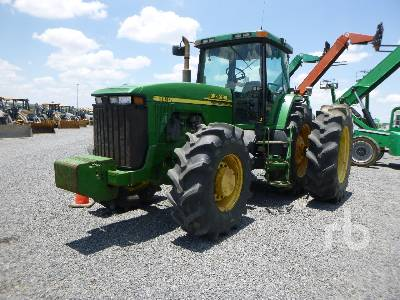 2000 JOHN DEERE 8410 MFWD Tractor