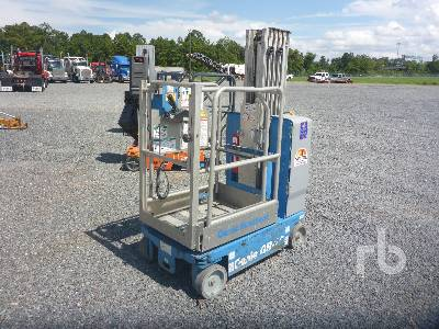 2012 GENIE GR20 Electric Personnel Lift Boom Lift