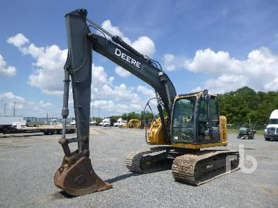 2011 JOHN DEERE 135D Hydraulic Excavator