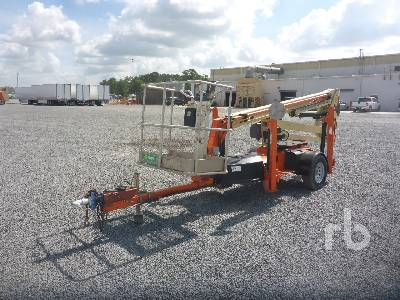 2012 JLG T350 Tow Behind Articulated Boom Lift