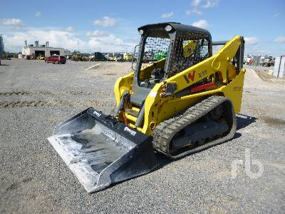 2018 WACKER NEUSON ST31 High Flow Compact Track Loader