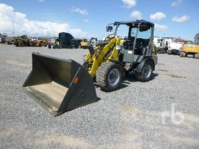 2018 WACKER NEUSON WL34 Wheel Loader