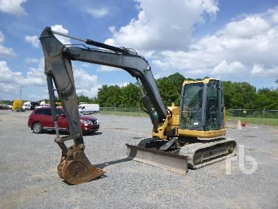 2011 JOHN DEERE 85D Midi Excavator (5 - 9.9 Tons)