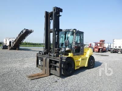2015 HYUNDAI 80D-9 17500 Lb Forklift