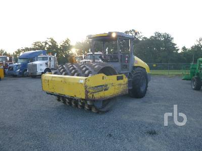 2015 DYNAPAC CA2500PD Vibratory Padfoot Compactor