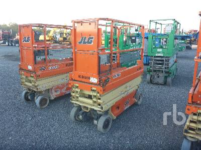 2016 JLG 1930ES Electric Scissorlift