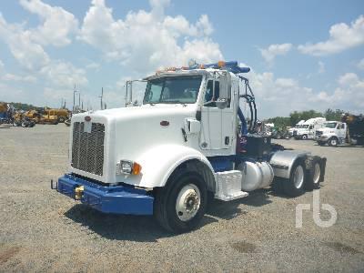 2012 PETERBILT 365 T/A Winch Tractor