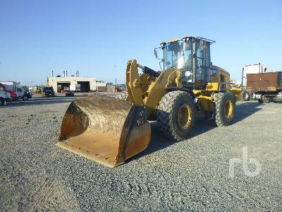 2018 CATERPILLAR 938M Wheel Loader