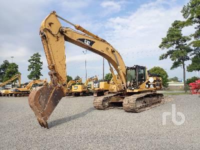 CATERPILLAR 345B Hydraulic Excavator