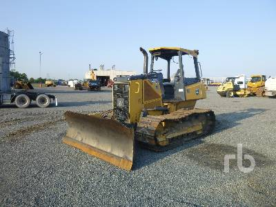 2012 JOHN DEERE 650K LGP Crawler Tractor