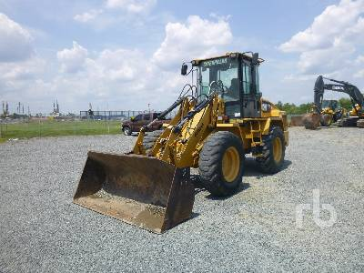 2012 CATERPILLAR IT14G Integrated Tool Carrier