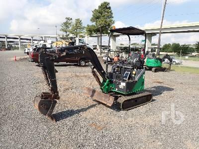 JOHN DEERE 17D Mini Excavator (1 - 4.9 Tons)