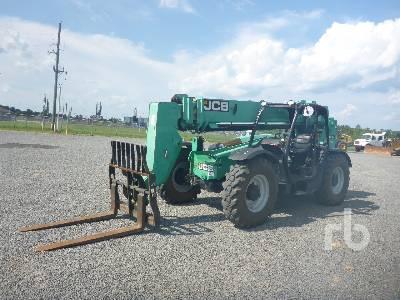 2012 JCB 50742 7000 Lb 4x4x4 Telescopic Forklift