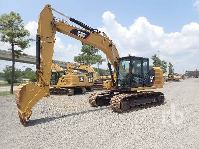 2017 CATERPILLAR 316FL Hydraulic Excavator